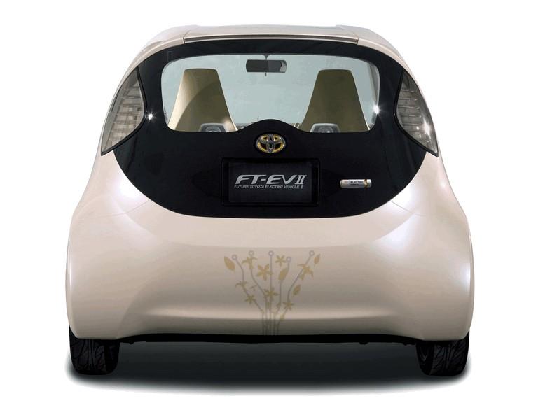 2009 Toyota FT-EV II concept 268109