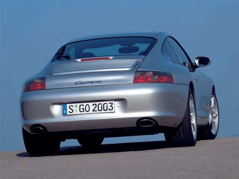 2004 Porsche 911 Carrera 485148