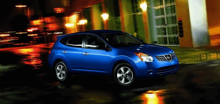 2010 Nissan Rogue 268154
