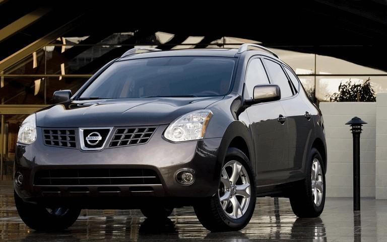 2010 Nissan Rogue 268161