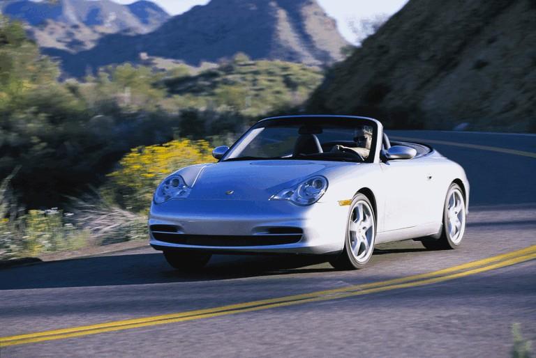 2004 Porsche 911 Carrera cabriolet 485158