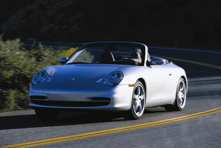 2004 Porsche 911 Carrera cabriolet 485159