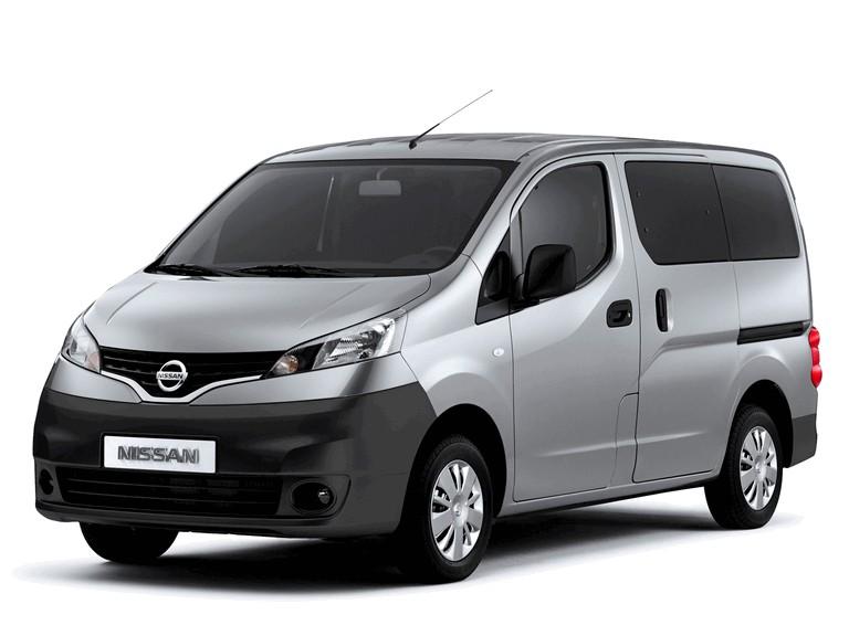 2009 Nissan NV200 Vanette Van GX 268377