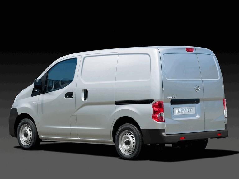 2009 Nissan NV200 Vanette Van GX 268381