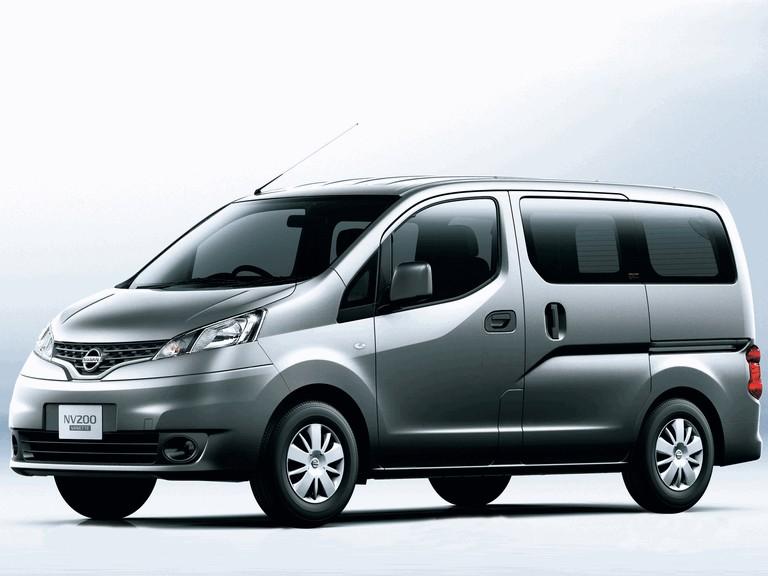 2009 Nissan NV200 Vanette Van GX 268383