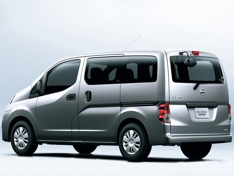 2009 Nissan NV200 Vanette Van GX 268384
