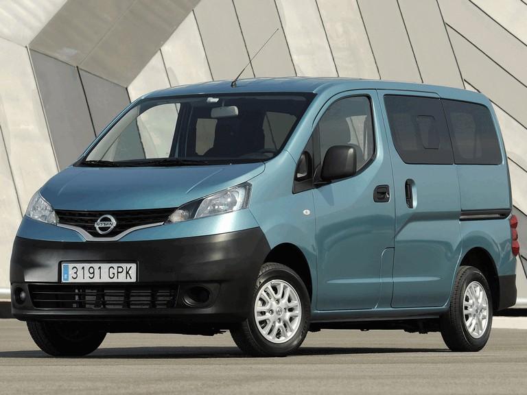 2009 Nissan NV200 Vanette Van GX 268385