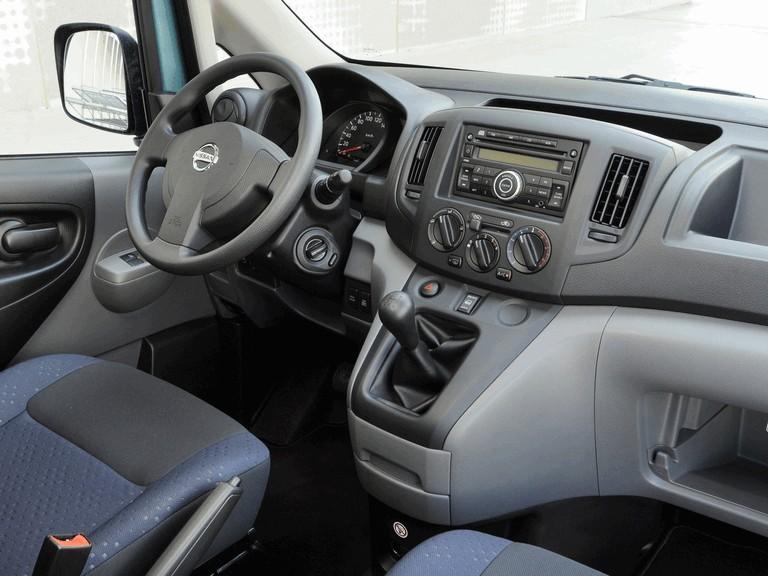 2009 Nissan NV200 Vanette Van GX 268389