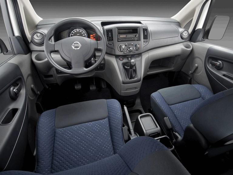 2009 Nissan NV200 Vanette Van GX 268390