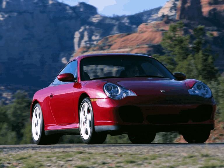 2004 Porsche 911 Carrera 4S 485175