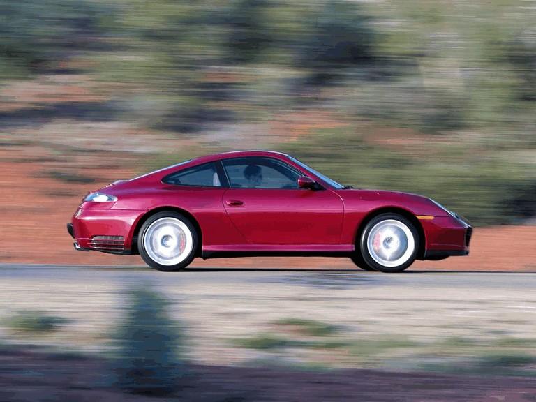 2004 Porsche 911 Carrera 4S 485176