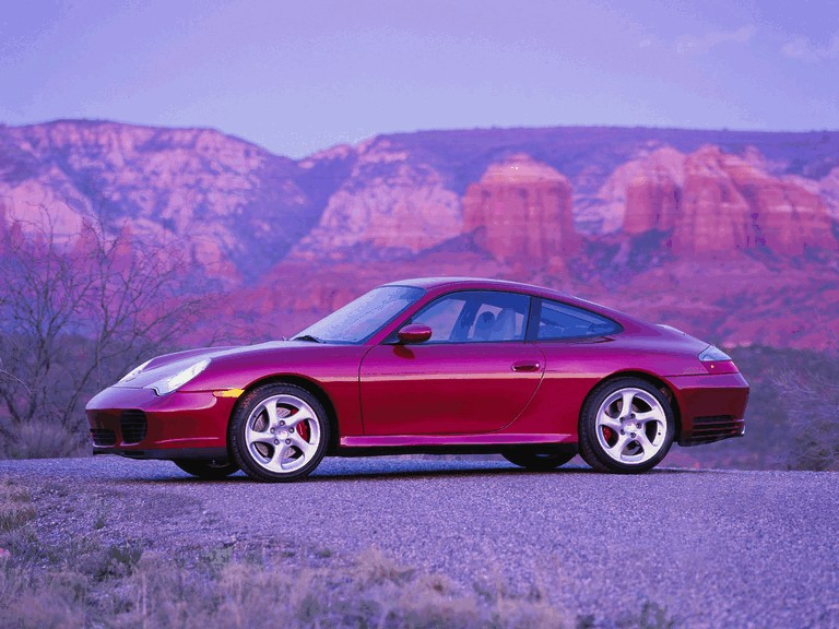 2004 Porsche 911 Carrera 4S 485179
