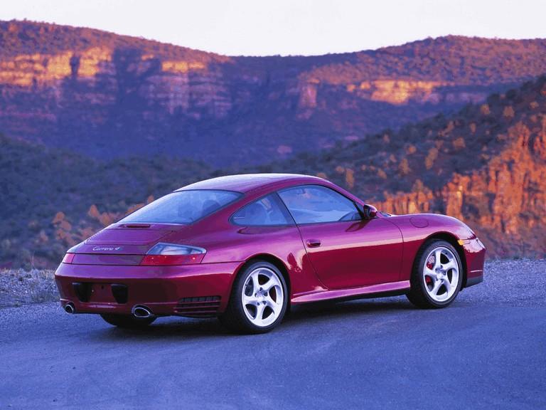 2004 Porsche 911 Carrera 4S 485181