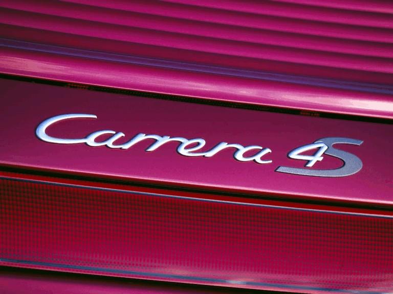 2004 Porsche 911 Carrera 4S 485183