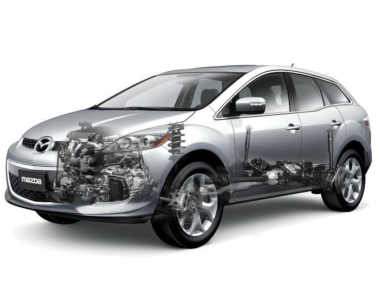 2010 Mazda CX-7 268533