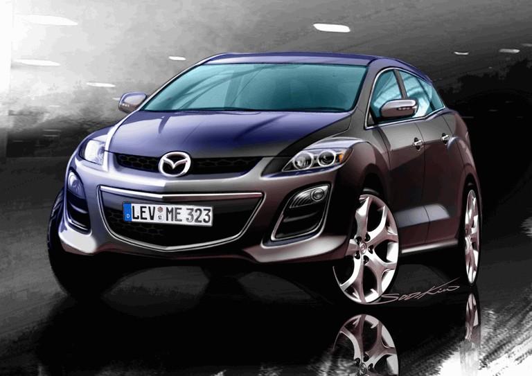 2010 Mazda CX-7 268542