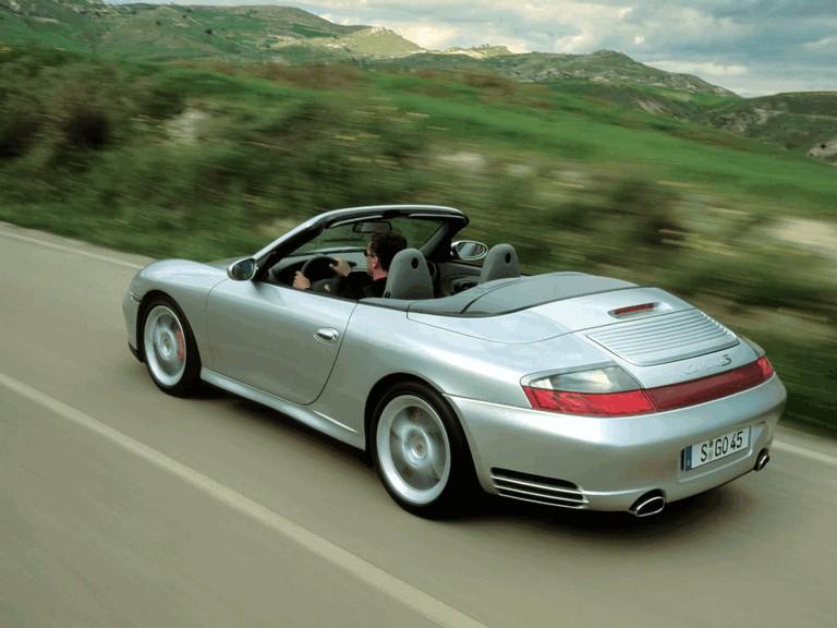 2004 Porsche 911 Carrera 4S cabriolet 201324