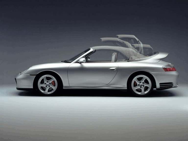 2004 Porsche 911 Carrera 4S cabriolet 201330