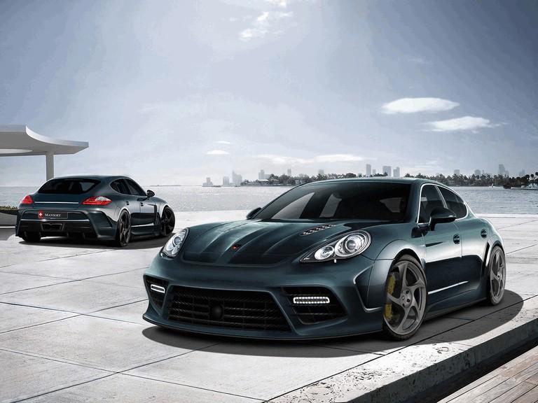 2009 Porsche Panamera by Mansory - renderings 268566