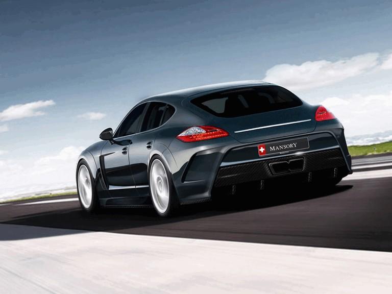 2009 Porsche Panamera by Mansory - renderings 268567