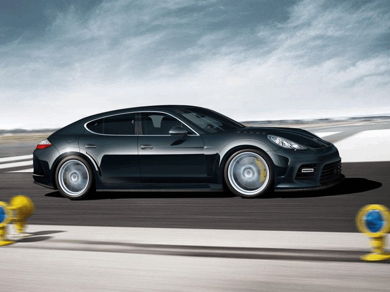 2009 Porsche Panamera by Mansory - renderings 268568