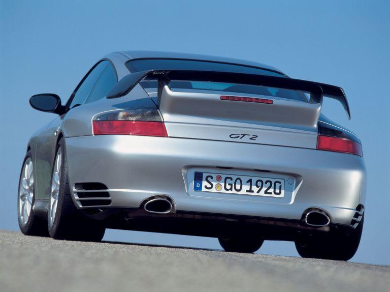 2004 Porsche 911 ( 996 ) GT2 528922