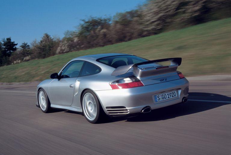 2004 Porsche 911 ( 996 ) GT2 528926