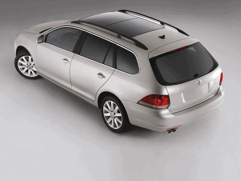 2009 Volkswagen Golf VI Sportwagen 268653