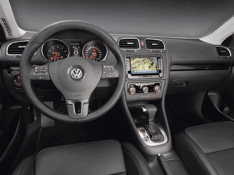 2009 Volkswagen Golf VI Sportwagen 268655