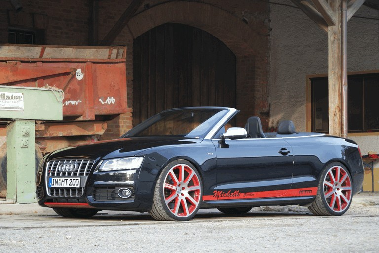 2009 Audi S5 cabriolet Michelle Edition by MTM 268916