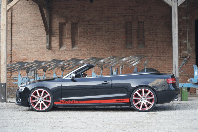 2009 Audi S5 cabriolet Michelle Edition by MTM 268921