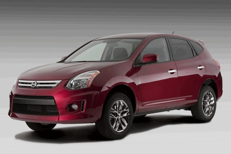 2010 Nissan Rogue Krom 268971