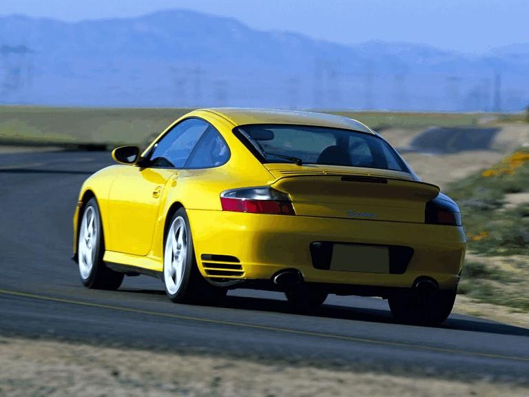2004 Porsche 911 Turbo 201355