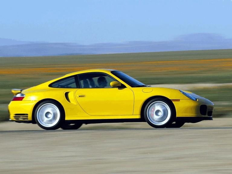 2004 Porsche 911 Turbo 201356