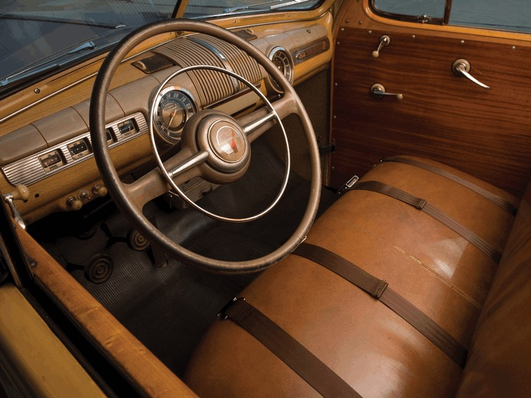 1947 Ford Super Deluxe station wagon 269025