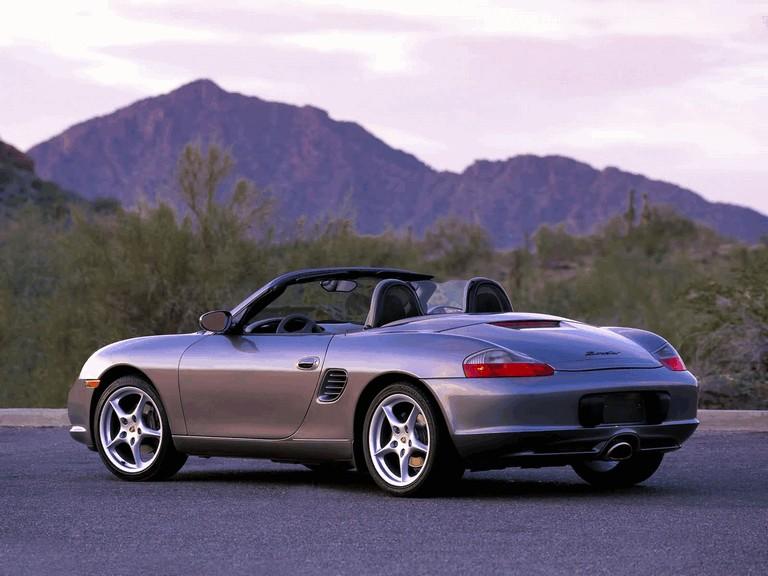 2004 Porsche Boxster 201379
