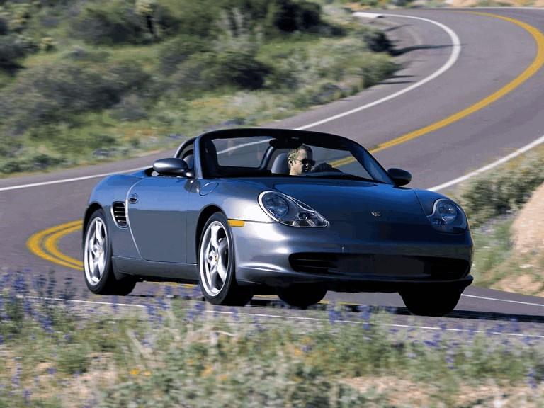 2004 Porsche Boxster 201381