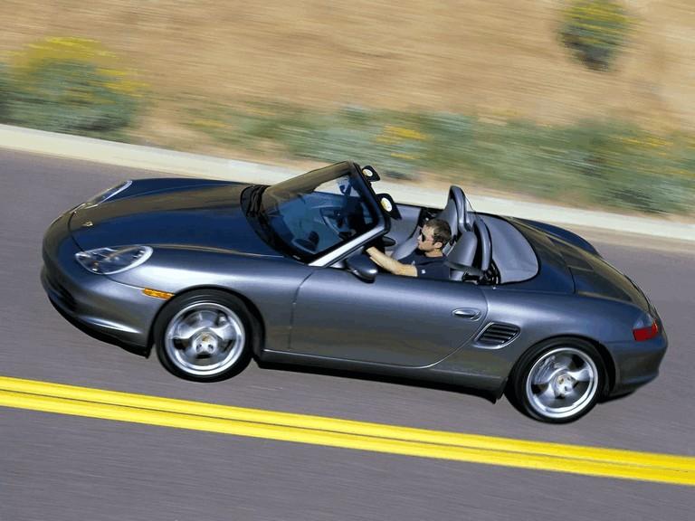 2004 Porsche Boxster 201383