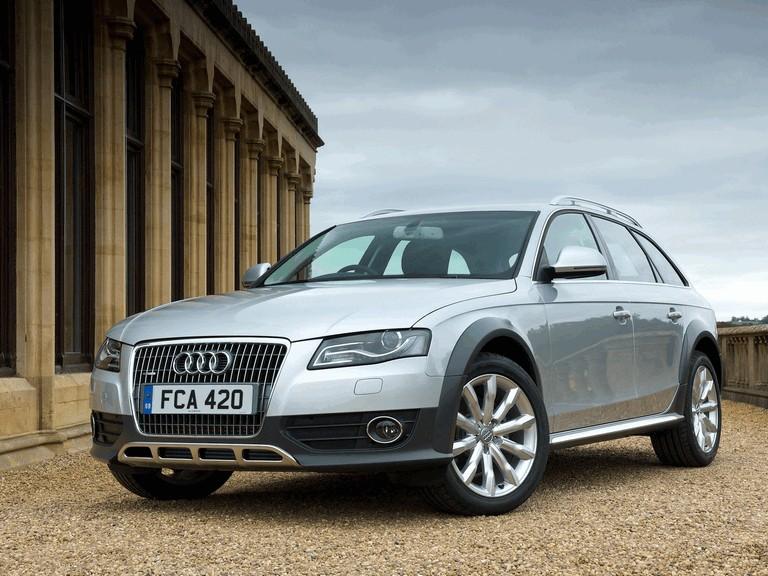 2009 Audi A4 ( B8 8K ) Allroad 2.0 TDI Quattro - UK version 269243