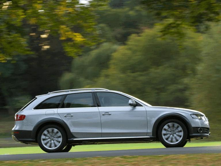 2009 Audi A4 ( B8 8K ) Allroad 2.0 TDI Quattro - UK version 269245
