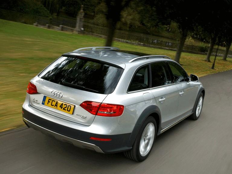 2009 Audi A4 ( B8 8K ) Allroad 2.0 TDI Quattro - UK version 269246