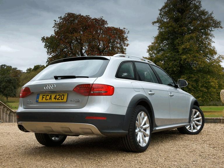 2009 Audi A4 ( B8 8K ) Allroad 2.0 TDI Quattro - UK version 269247