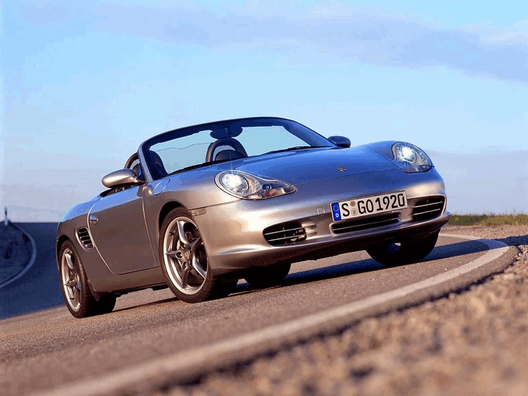 2004 Porsche Boxster S - 50 years of the 550 Spyder Anniversary Edition 201396