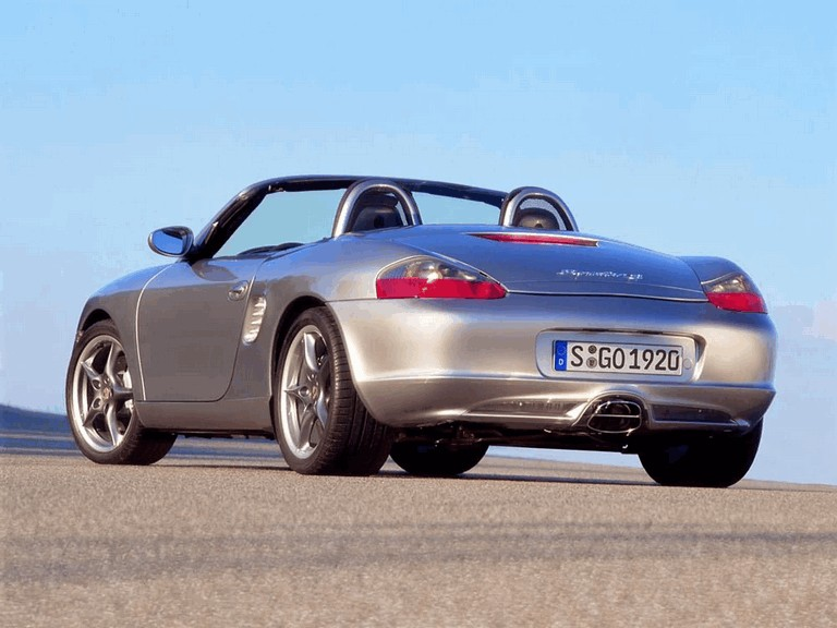 2004 Porsche Boxster S - 50 years of the 550 Spyder Anniversary Edition 201397