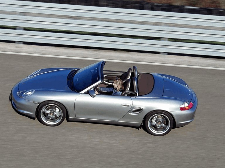 2004 Porsche Boxster S - 50 years of the 550 Spyder Anniversary Edition 201398
