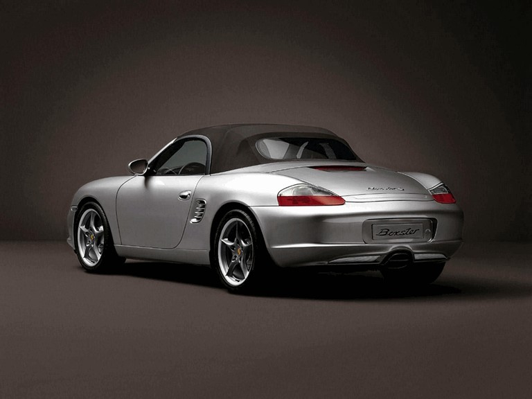2004 Porsche Boxster S - 50 years of the 550 Spyder Anniversary Edition 201401