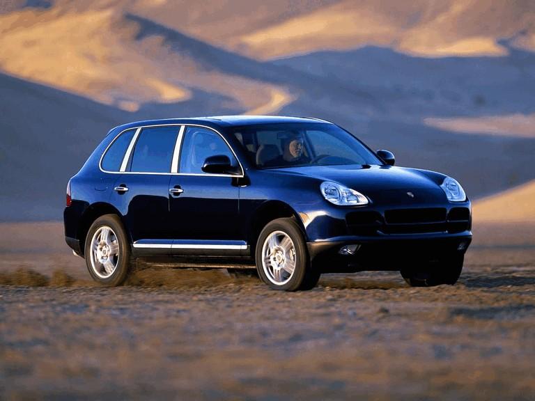 2004 Porsche Cayenne S 201446