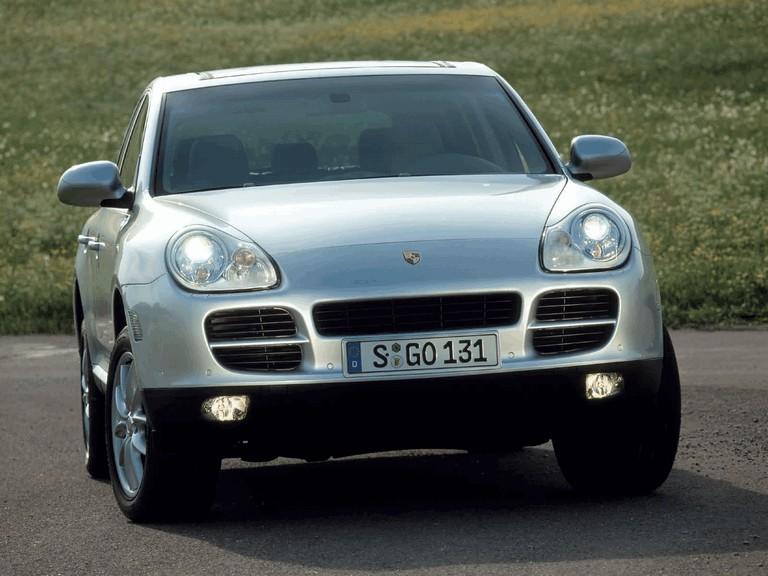 2004 Porsche Cayenne V6 201476