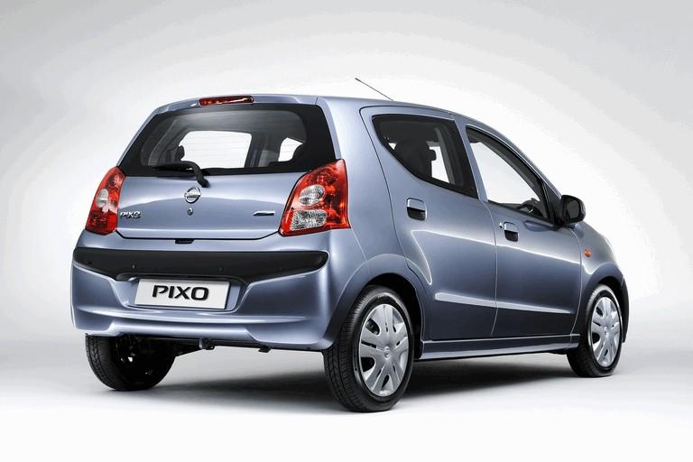 2008 Nissan Pixo 269867