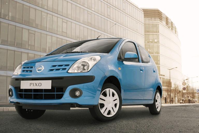 2008 Nissan Pixo 269897